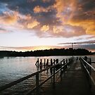 bundeena  by ben reid