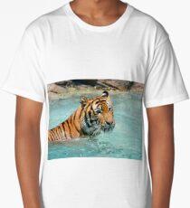 The Bengal tiger Long T-Shirt