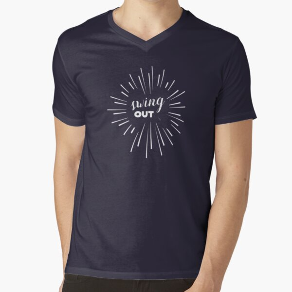 Swing Out V-Neck T-Shirt