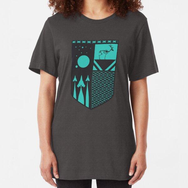 Adfectus Excursionis Slim Fit T-Shirt
