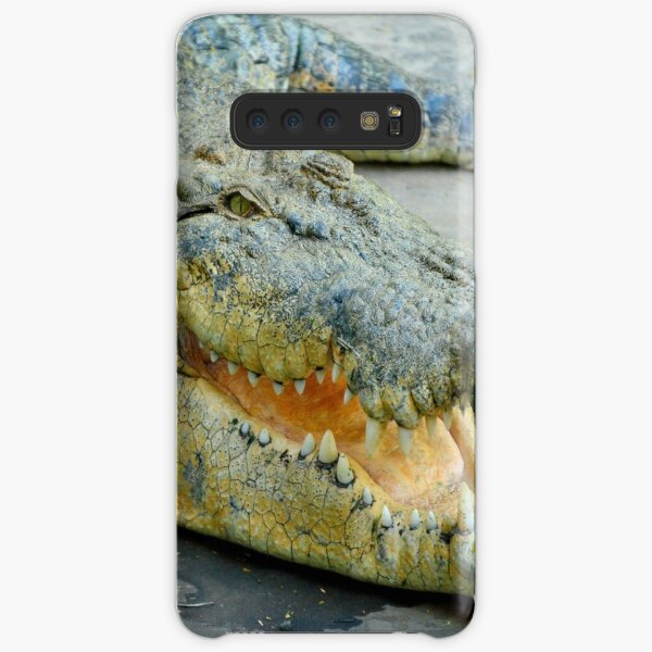 Saltwater crocodile Samsung Galaxy Snap Case