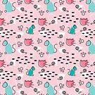 Meowphis Salmon by robinskarbek