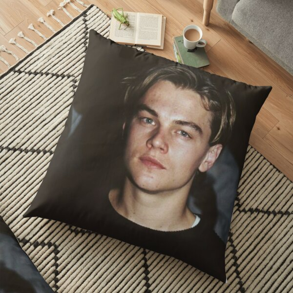 Leonardo DiCaprio Floor Pillow