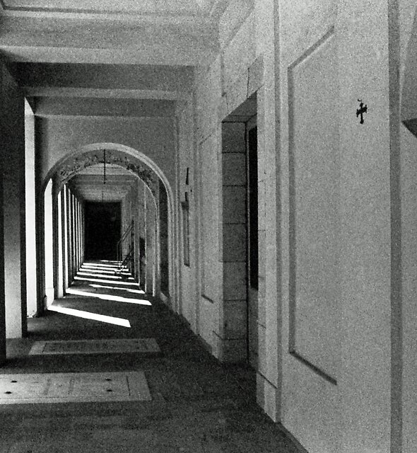 A Long Corridor by James2001