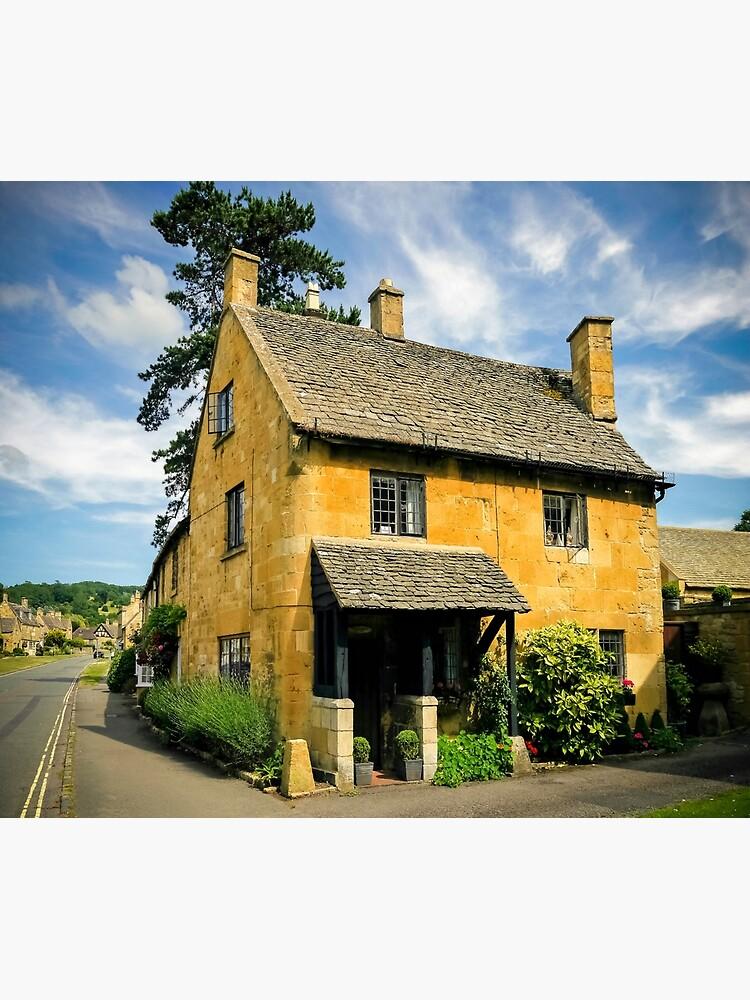 Corner Cottage by ScenicViewPics