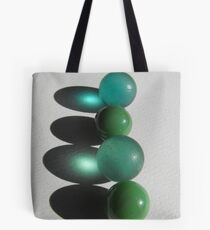 Green Globes Tote Bag
