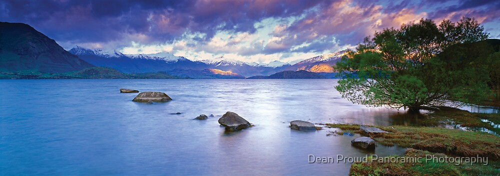 Serenity by Dean Prowd Panoramic Photography