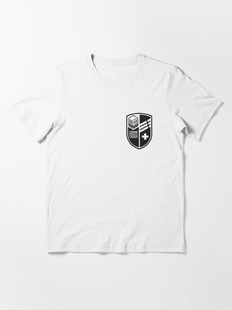 Alternate view of Turing Registry Insignia Essential T-Shirt
