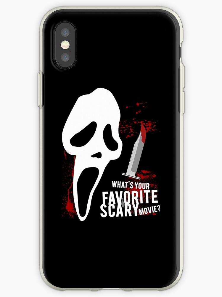 Scream - Favorite horror movie by thecreepstore