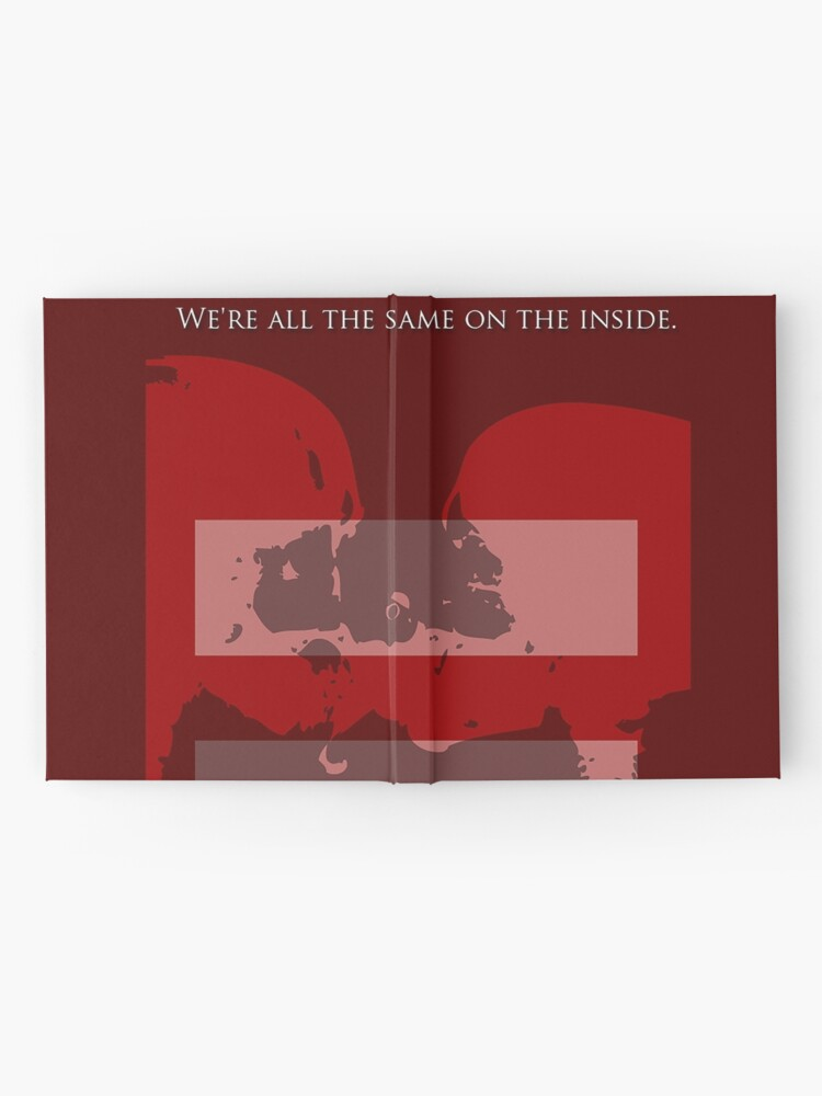 Alternate view of We are all equal Hardcover Journal