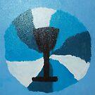 Water Mandala by Anita Morris