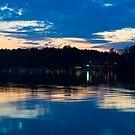 Across River's Rest by David Linkenauger