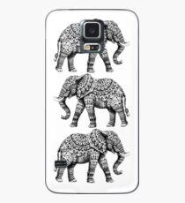 Verzierter Elefant 3.0 Hülle & Skin für Samsung Galaxy