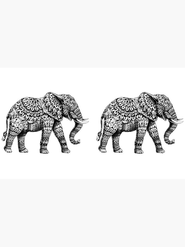 Verzierter Elefant 3.0 von BioWorkZ