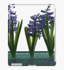 Hyazinthen iPad-Hülle & Klebefolie