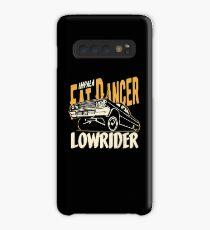 Impala Lowrider - Fat Dancer Hülle & Klebefolie für Samsung Galaxy