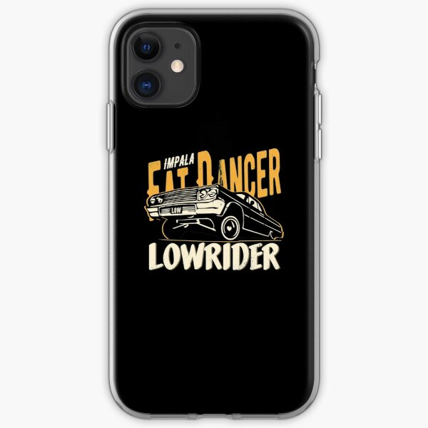 Impala Lowrider - Fat Dancer iPhone Soft Case