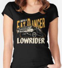Impala Lowrider - Fat Dancer Tailliertes Rundhals-Shirt
