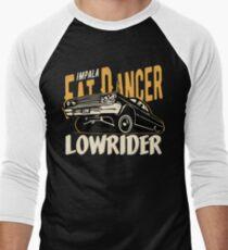 Impala Lowrider - Fat Dancer Baseballshirt mit 3/4-Arm
