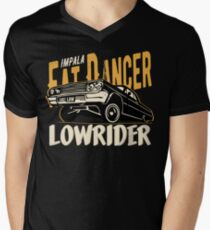 Impala Lowrider - Fat Dancer T-Shirt mit V-Ausschnitt