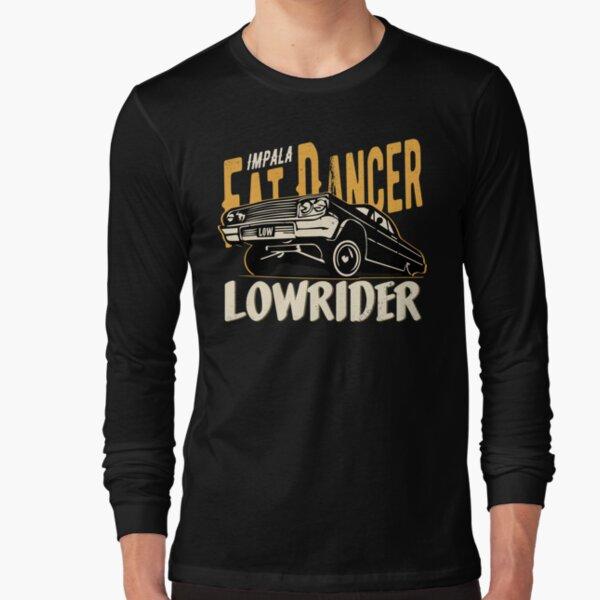 Impala Lowrider - Fat Dancer Long Sleeve T-Shirt