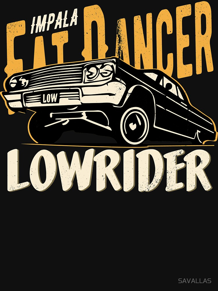 Impala Lowrider - Fat Dancer von SAVALLAS