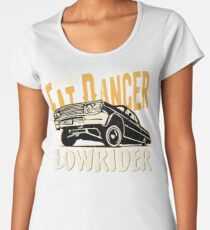 Impala Lowrider - Fat Dancer Premium Rundhals-Shirt