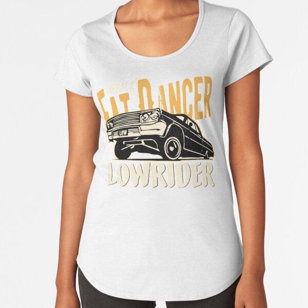 Impala Lowrider - Fat Dancer Premium Scoop T-Shirt