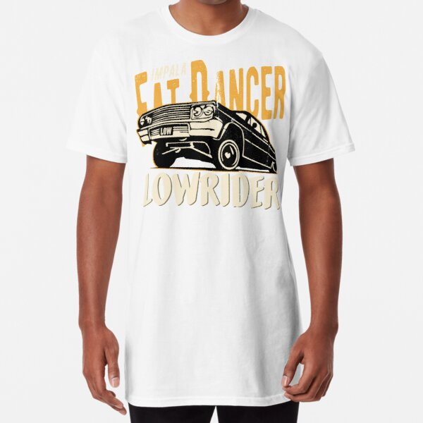 Impala Lowrider - Fat Dancer Long T-Shirt