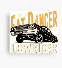 Impala Lowrider - Fat Dancer Leinwanddruck