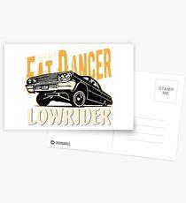 Impala Lowrider - Fat Dancer Postkarten