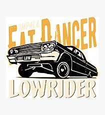 Impala Lowrider - Fat Dancer Fotodruck