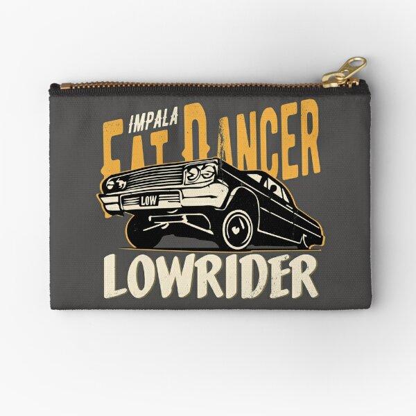 Impala Lowrider - Fat Dancer Zipper Pouch
