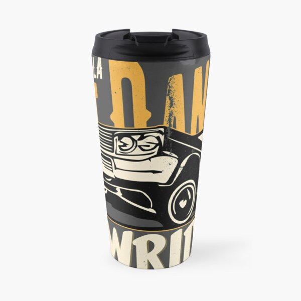 Impala Lowrider - Fat Dancer Travel Mug