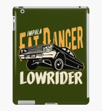 Impala Lowrider - Fat Dancer iPad-Hülle & Klebefolie