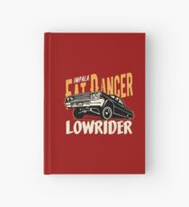Impala Lowrider - Fat Dancer Notizbuch
