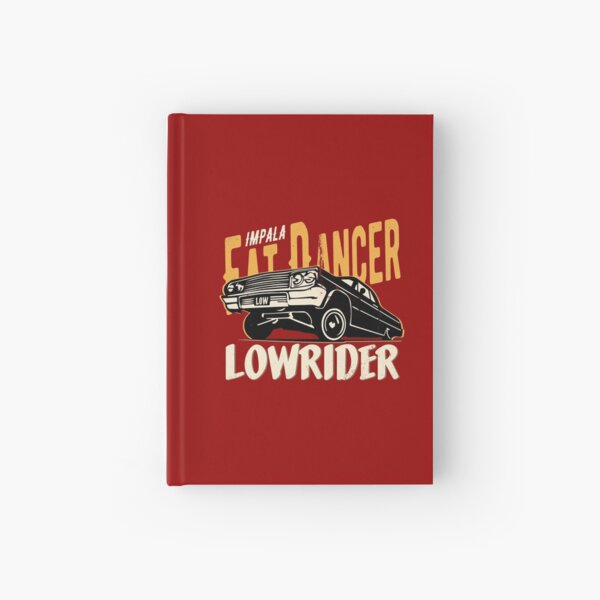 Impala Lowrider - Fat Dancer Hardcover Journal