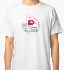 Washington DC City Classic T-Shirt