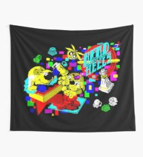 Gaming [ZX Spectrum] - Head over Heels Wall Tapestry