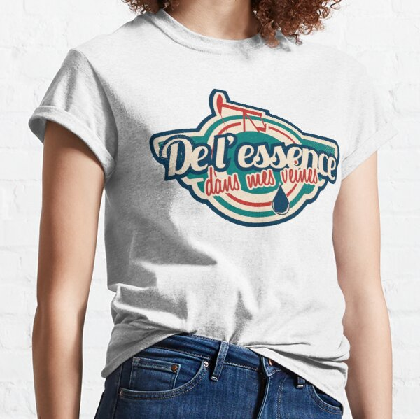 DLEDMV L'Un T-shirt classique
