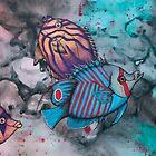 Caribbean Fish by Ann-Marie Cheung