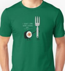 Sushi doesn't care T-Shirt