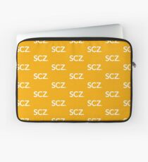 SCZ. Official Logo  Laptop Sleeve