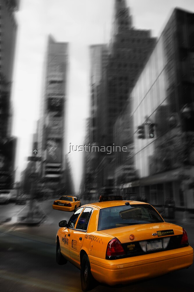 Times Square  by justimagine