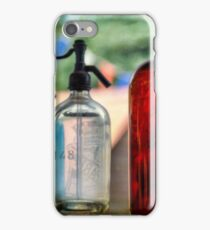 Victorian Soda Syphons iPhone Case/Skin