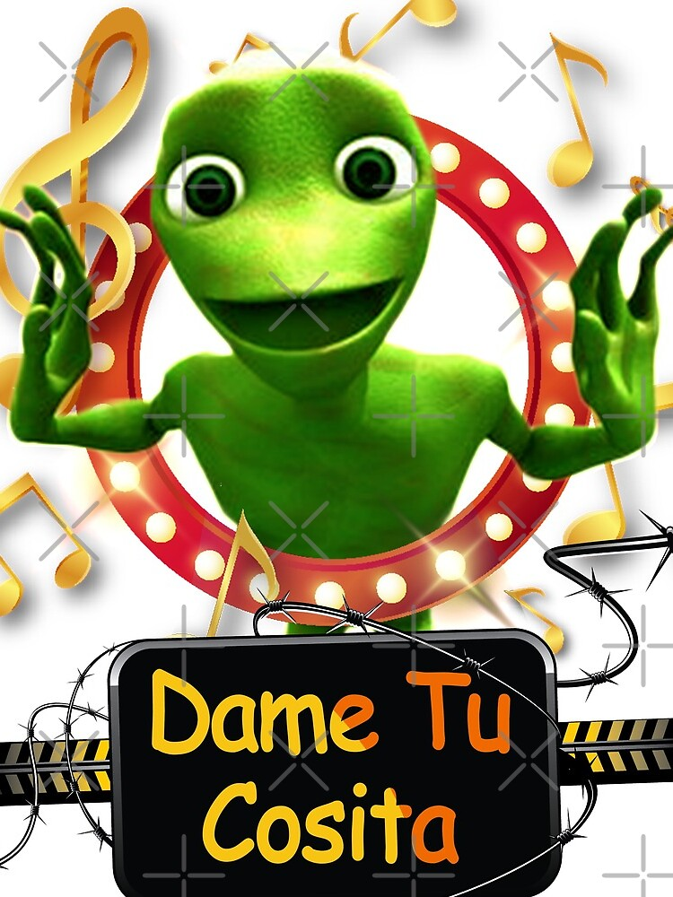 Dame Tu Cosita Challenge Dance Musical T-Shirt  by salah944