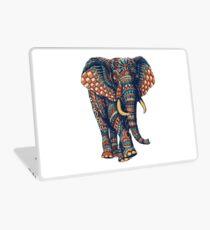 Ornate Elephant v2 (Color Version) Laptop Skin