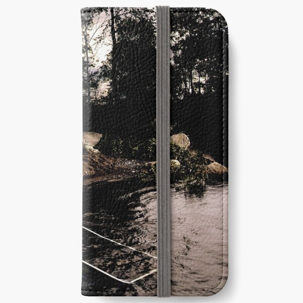 From the Waters to the Sky iPhone Wallet