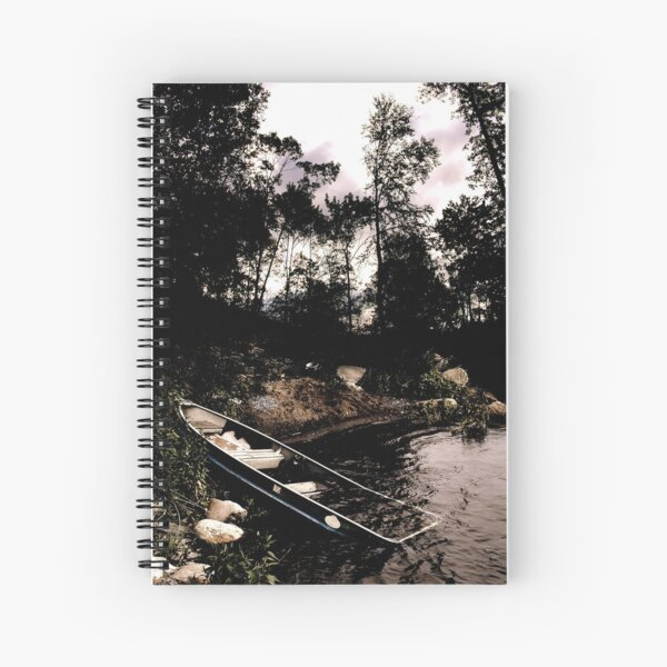 From the Waters to the Sky Spiral Notebook