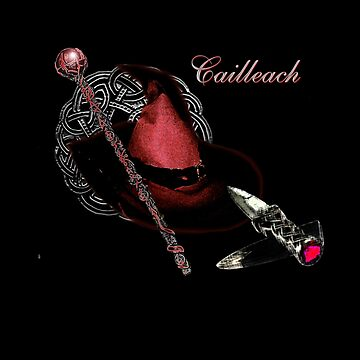 Celtic word Cailleach means Witch  by KamiC36